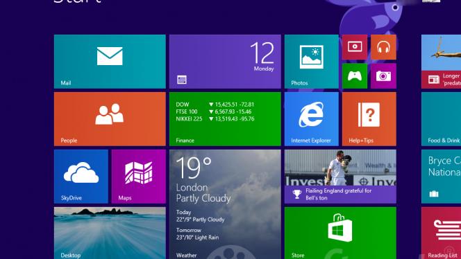 Windows 8.1 en téléchargement gratuit à partir du 17 octobre