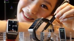 Smartwatch Samsung Galaxy Gear: l'application dédiée a fuité!
