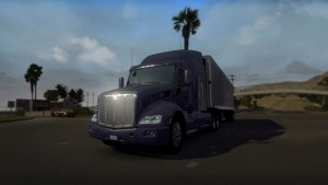 American Truck Simulator : la version US d'Euro Truck Simulator en images