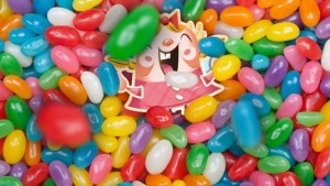 Candy Crush Saga fête ses 1 an !
