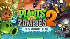 Plants vs Zombies 2 pour Android ? C'est pour bientôt!