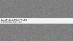 Les 1,2 milliard d'utilisateurs de Facebook réunis sur une seule page