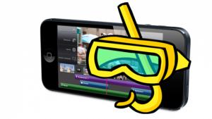 Une blague sur un iOS 7 étanche se termine avec la noyade d'iPhone
