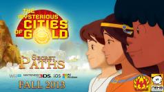 Les Mystérieuses Cités d'Or, un jeu disponible sur PC à l'automne 2013
