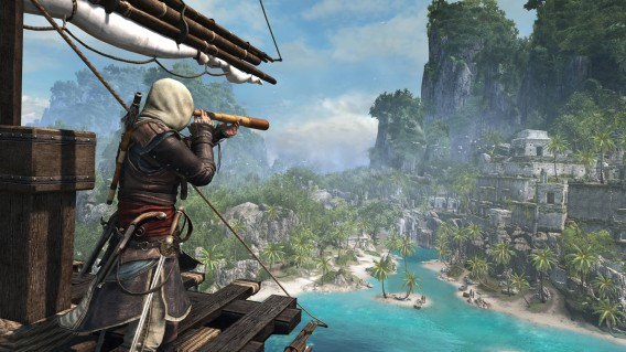 Assassin's Creed 4 Test