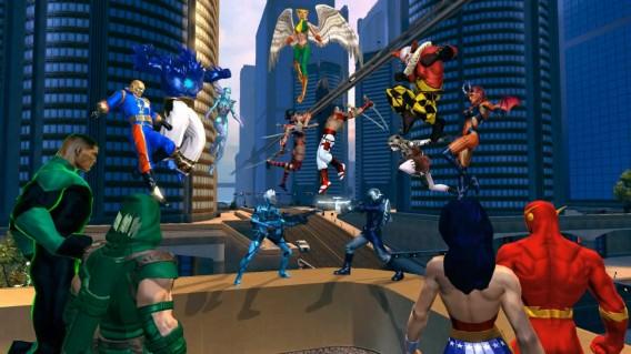 DC-Universe online