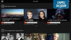 Appli du jour : avec Arte, les films, séries et docs sur votre tablette [iPad, Android, Windows Phone]