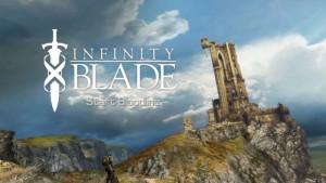 Infinity Blade pour iPhone et iPad gratuit aujourd'hui!