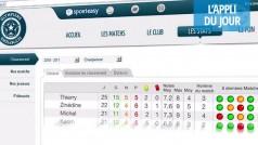 Appli du jour: SportEasy organise vos matchs et gère votre équipe de sport [iPhone, web]