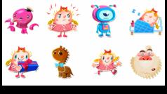 Candy Crush Saga: les émoticônes et stickers débarquent sur Facebook