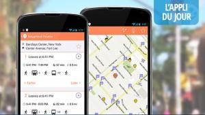 Appli du jour: le Waze des transports en commun se nomme Moovit [Android, iOS]