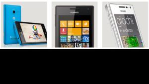 iOS ? No grazie. Les italiens préfèrent Windows Phone