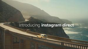 Instagram lance Instagram Direct, une fonction de messagerie et de photo