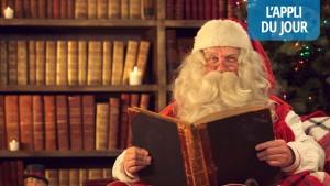 Appli du jour : le Père Noël Portable envoie une vidéo personnalisée à vos enfants  [iPhone, iPad, Android, Web]