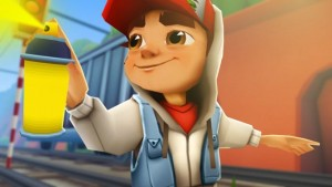 Subway Surfers maintenant disponible pour Windows Phone 8