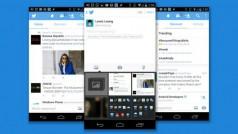 Twitter fait peau neuve sur Android et iPhone et prend désormais en charge les photos en DM