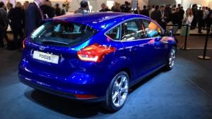 MWC 14: Ford présente sa nouvelle Focus avec Sync 2 [Vidéo]