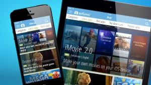 Télécharger notre nouvelle application Softonic sur iPhone et Android