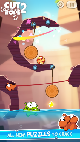 Cut the Rope 2 februari
