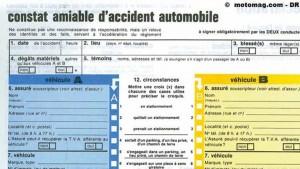 Auto: le constat à l'amiable enfin disponible en France sur Android et iPhone
