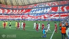 PES 2015: une sortie prévue le même jour que FIFA 15?