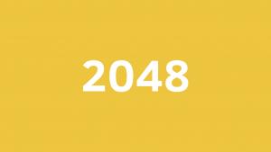La version officielle de 2048 arrive sur Android et iPhone/iPad