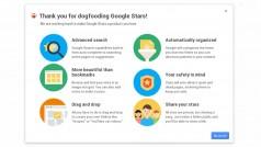 Google Stars souhaite révolutionner les favoris et signets