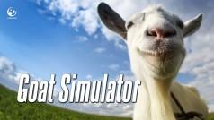 Goat Simulator: le patch 1.1 disponible au téléchargement [Vidéo]
