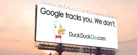 DuckDuckGo no-tracking