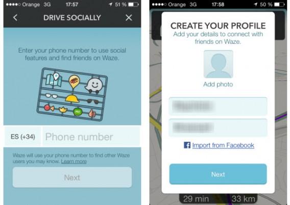 Waze tem um forte aspecto social para gerar informações