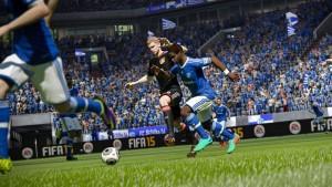 FIFA 15: EA promet des joueurs plus intelligents et plus émotifs