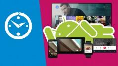 Skype, PES 2015, Android L et Google dans la Minute Softonic