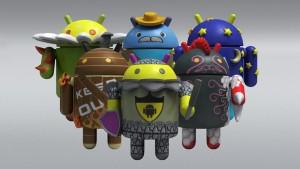 6 lanceurs d'applications pour modifier son Android en profondeur