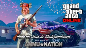 "GTA 5 Online: le pack ""Independence Day Special"" disponible au téléchargement"