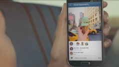 Instagram permet maintenant de filmer des selfies hyperlapse