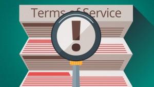 6 inquiétantes conditions d'utilisation que vous avez acceptées sans le savoir! Facebook, Google, Apple…