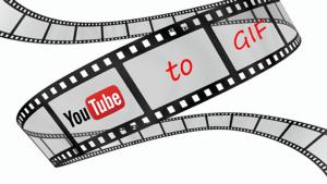 Convertir des vidéos YouTube en GIFs animés avec 3 applications web gratuites