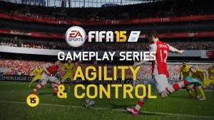 FIFA 15: une nouvelle vidéo dévoilée cet après-midi