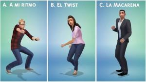 Les Sims 4: de nouvelles images repérées