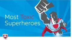 Superman: plus doué que Thor, Batman et Spiderman... pour attraper des virus