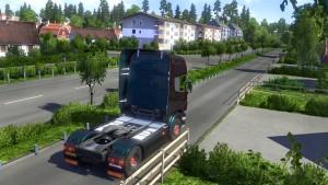 Euro Truck Simulator 2: le DLC Going North en images