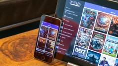 App de la semaine : le site de streaming dédié aux jeux vidéo Twitch sort son application mobile