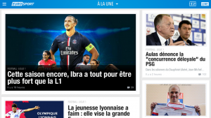 Ligue 1 : 8 applications pour suivre le foot sur son mobile Android ou iPhone