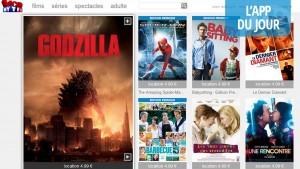 App du jour : MYTF1 VOD, la réponse de TF1 à Netflix