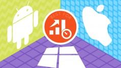 Productivité d'iPhone, Android ou Windows Phone: quel est votre meilleur allié au travail?