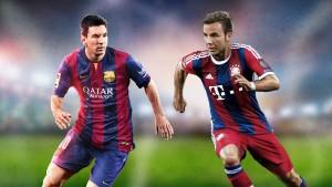 FIFA 15 vs PES 2015: quel jeu propose les joueurs les plus réalistes ?