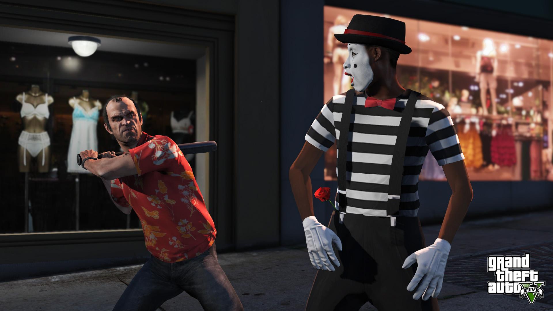 GTA 5 pour PC, PS4 et Xbox One: Rockstar dévoile 5 nouvelles images