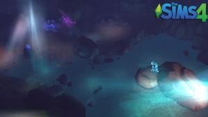 Les Sims 4: débloquez Forgotten Grotto, le mystérieux terrain secret d'Oasis Springs