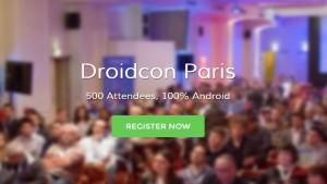 DroidCon: la grand-messe des amoureux d'Android, c'est ce week-end à Paris