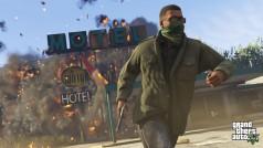 GTA 5 pour PC, PS4 et Xbox One: une nouvelle vidéo trailer avec zombies